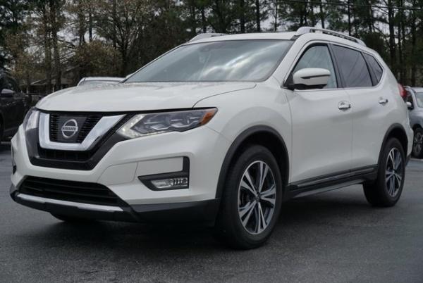 2017 Nissan Rogue in Lithia Springs, GA