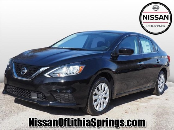 2019 Nissan Sentra in Lithia Springs, GA