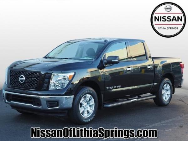 2019 Nissan Titan in Lithia Springs, GA