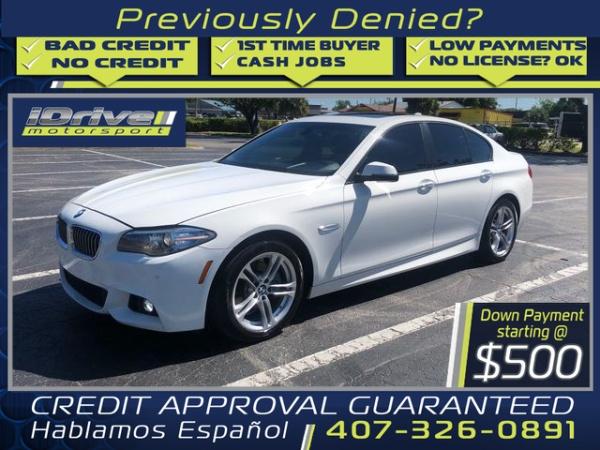 2014 BMW 5 Series in Orlando, FL