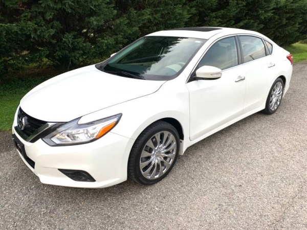 2017 Nissan Altima in Dobson, NC