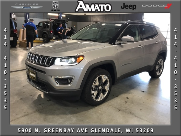 2019 Jeep Compass in Glendale, WI