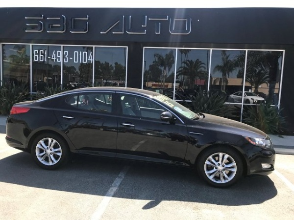 2012 Kia Optima in Bakersfield, CA