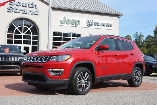 2017 Jeep Compass in Pawleys Island, SC