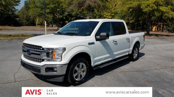 2018 Ford F-150 in Morrow, GA