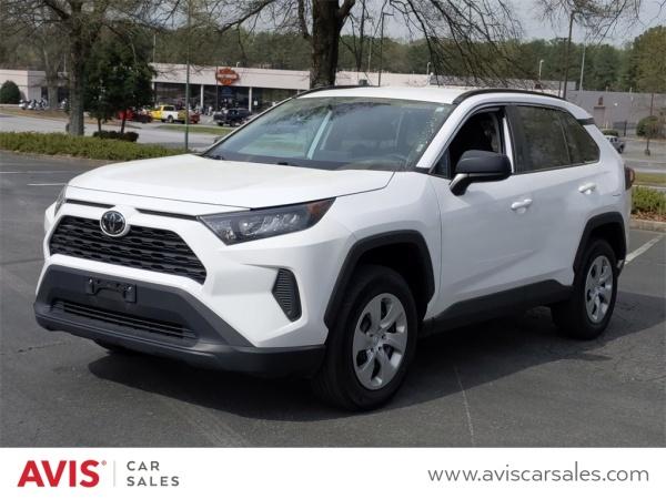 2019 Toyota RAV4 in Morrow, GA
