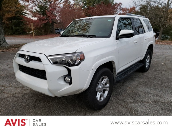 2019 Toyota 4Runner in Morrow, GA