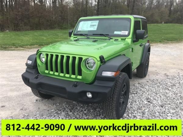 2019 Jeep Wrangler in Brazil, IN