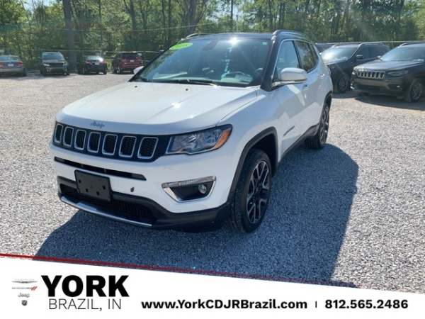 2018 Jeep Compass in Brazil, IN