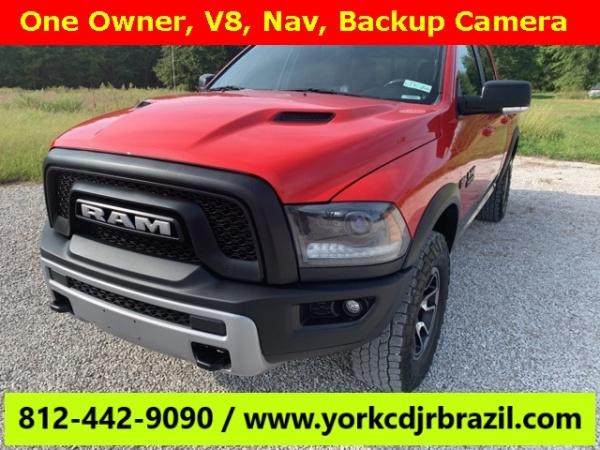 2015 Ram Ram Pickup 1500 Rebel