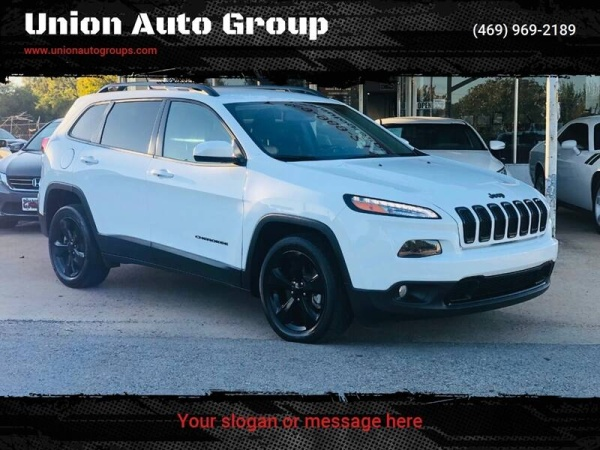 2018 Jeep Cherokee in Garland, TX