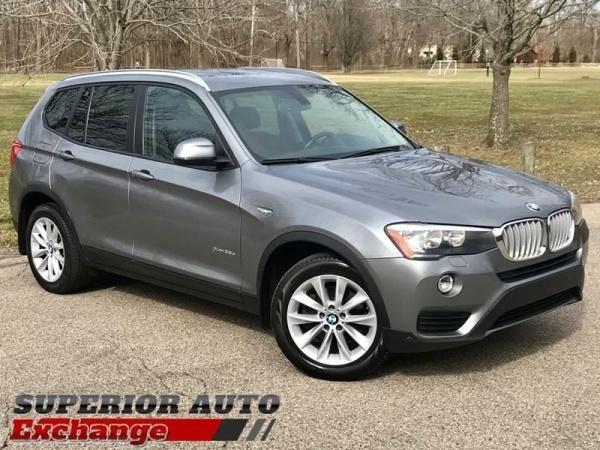 2015 BMW X3 in Cincinnati, OH