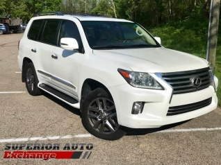 Used Lexus LX LX-570s for Sale | TrueCar