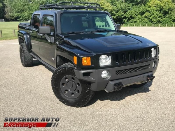 2009 HUMMER H3 H3T Luxury