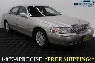 Used 2011 Lincoln Town Cars For Sale Truecar