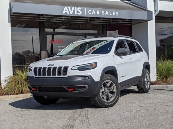 2019 Jeep Cherokee in Orlando, FL