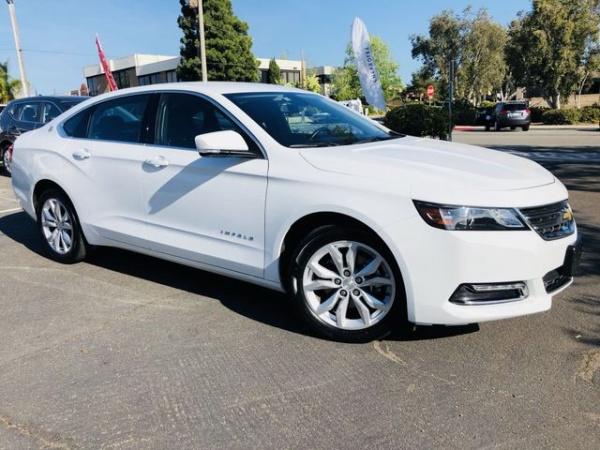 2018 Chevrolet Impala in San Diego, CA