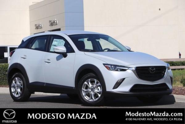 2020 Mazda CX-3 in Modesto, CA