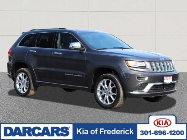 2016 Jeep Grand Cherokee In Frederick Md