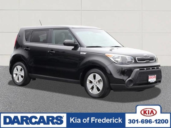 2016 Kia Soul In Frederick Md