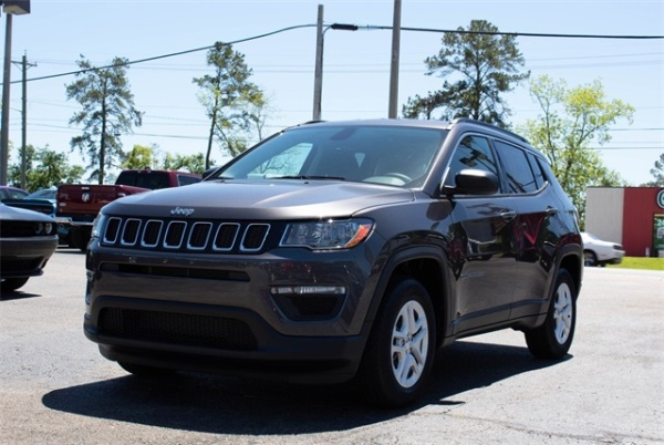 2019 Jeep Compass in Quincy, FL