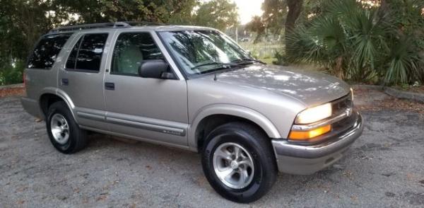 2000 Chevrolet Blazer in Pensacola, FL