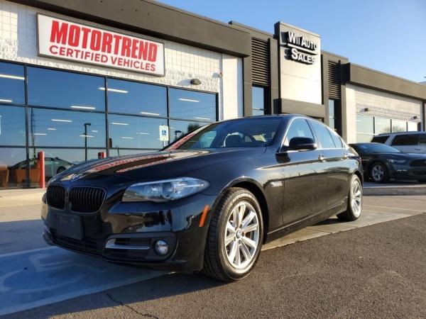 2015 BMW 5 Series in Avondale, AZ
