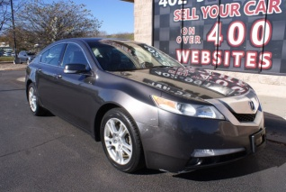 Acura Tl For Sale >> Used 2009 Acura Tls For Sale Truecar