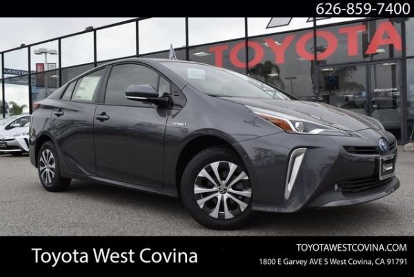 2020 Toyota Prius in West Covina, CA
