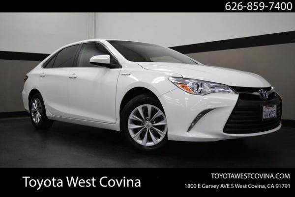 2017 Toyota Camry in West Covina, CA
