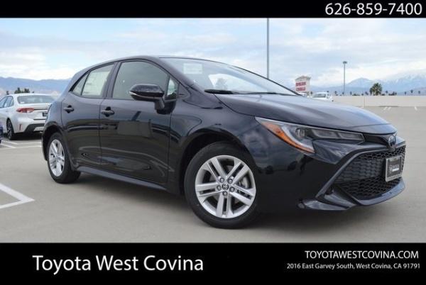 2020 Toyota Corolla Hatchback in West Covina, CA