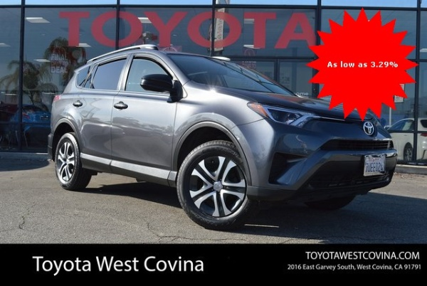 2016 Toyota RAV4 in West Covina, CA