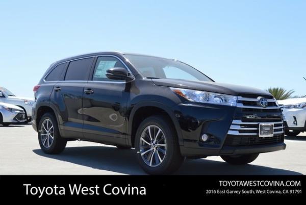 2019 Toyota Highlander in West Covina, CA
