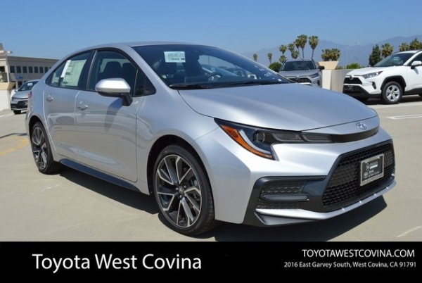 2020 Toyota Corolla in West Covina, CA