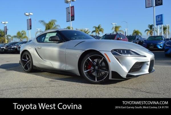 2020 Toyota GR Supra in West Covina, CA