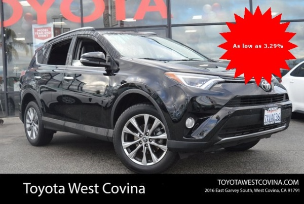 2017 Toyota RAV4 in West Covina, CA