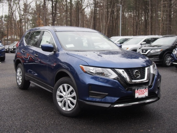 2019 Nissan Rogue in Salem, NH