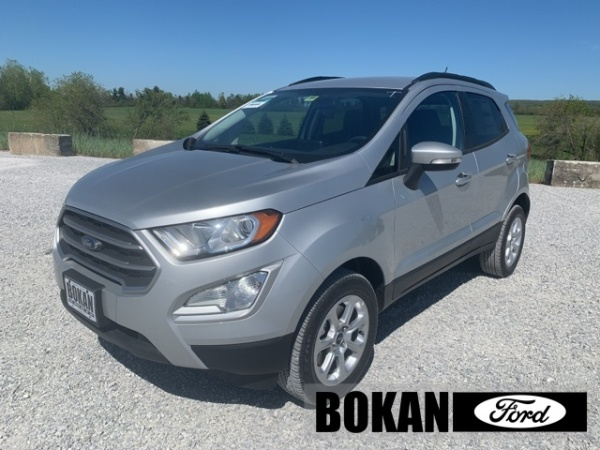 2020 Ford EcoSport in Saint Albans, VT