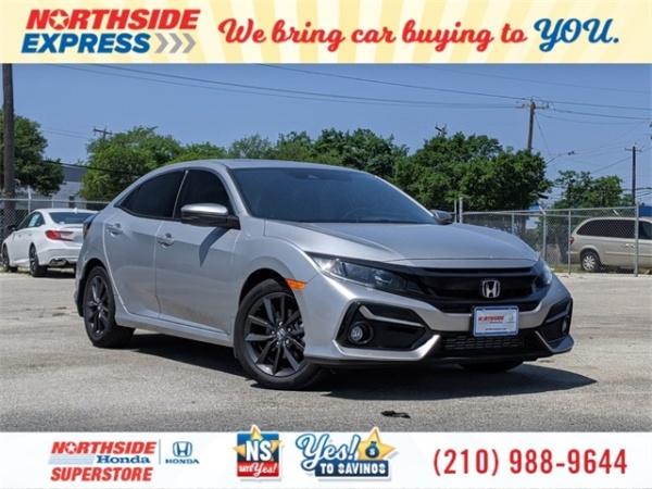 2020 Honda Civic in San Antonio, TX