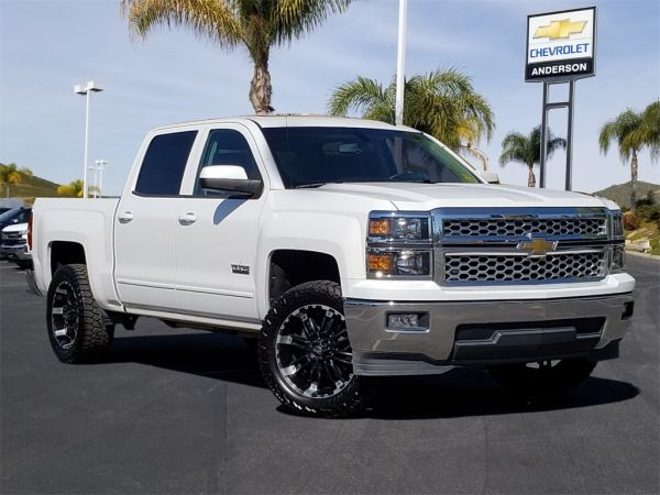 2015 Chevrolet Silverado 1500 in Lake Elsinore, CA