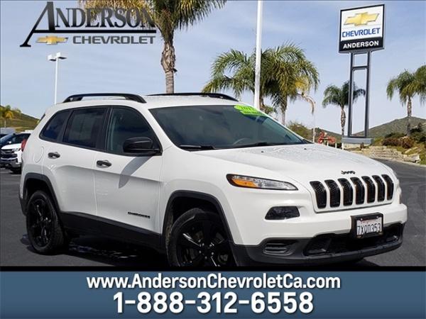 2017 Jeep Cherokee in Lake Elsinore, CA