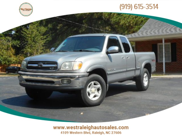 2001 Toyota Tundra in Raleigh, NC