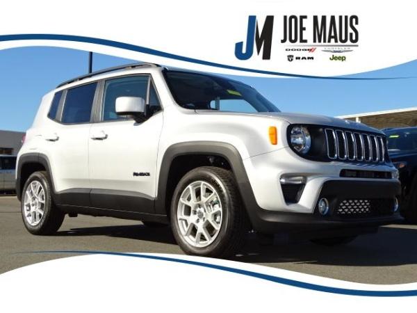 2019 Jeep Renegade in Albermarle, NC