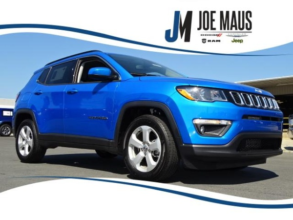 2019 Jeep Compass in Albermarle, NC