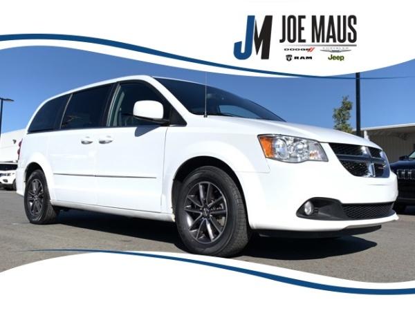 2017 Dodge Grand Caravan in Albermarle, NC