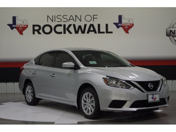 2019 Nissan Sentra in Rockwall, TX