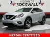 2018 Nissan Murano Platinum FWD for Sale in Rockwall, TX