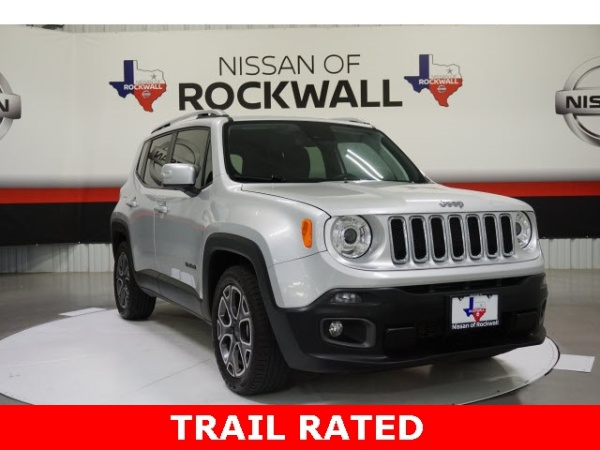 2018 Jeep Renegade in Rockwall, TX