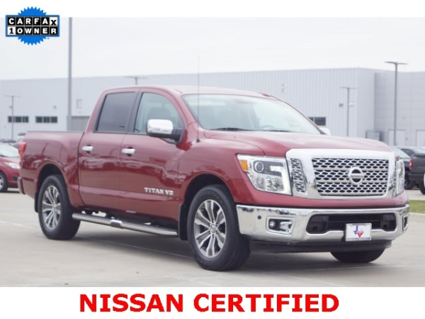 2019 Nissan Titan in Rockwall, TX