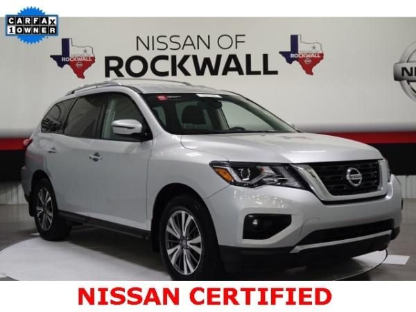 2018 Nissan Pathfinder in Rockwall, TX